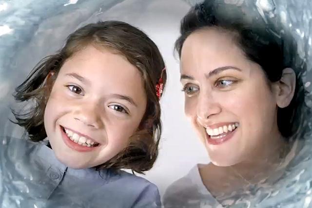 Zewa Aqua Tube® célba dobó állomás