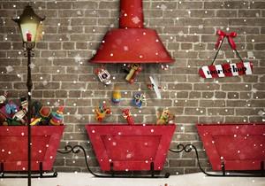 A Lidl Karácsonyi Játszóháza!