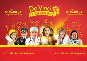 Da Vinci Learning mozi