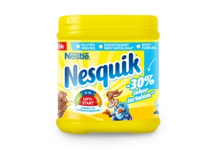 Ha kakaó, akkor csak a Nesquik
