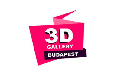 3D Gallery Budapest logo