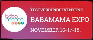 Testvérrendezvényünk a BabaMama Expo - November 16-17-18